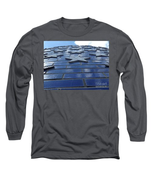 Stars To The Sky Long Sleeve T-Shirt by Erick Schmidt