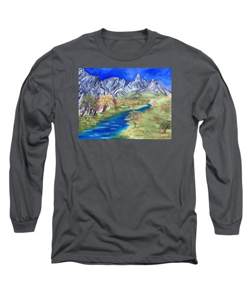 Start Of Fall Long Sleeve T-Shirt