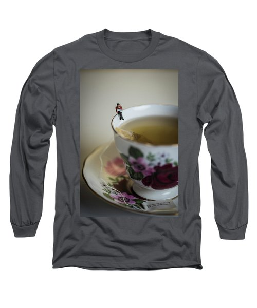 Start Of The Day Long Sleeve T-Shirt
