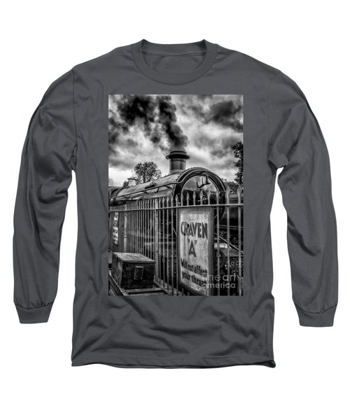 Station Sign Long Sleeve T-Shirt