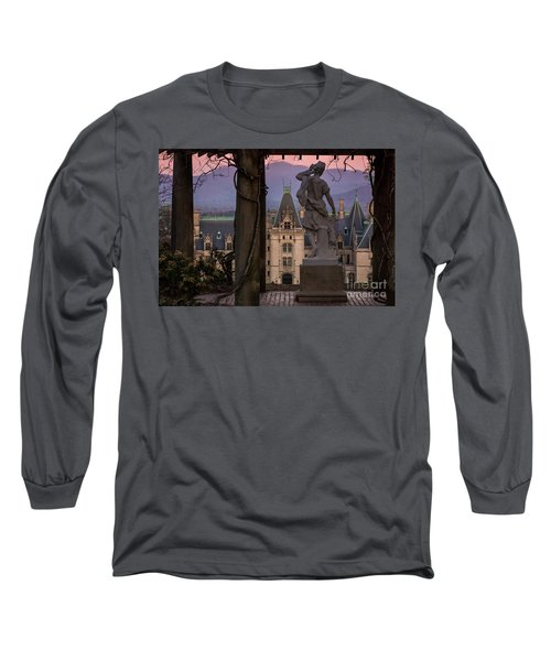 Statue Of Diana Long Sleeve T-Shirt