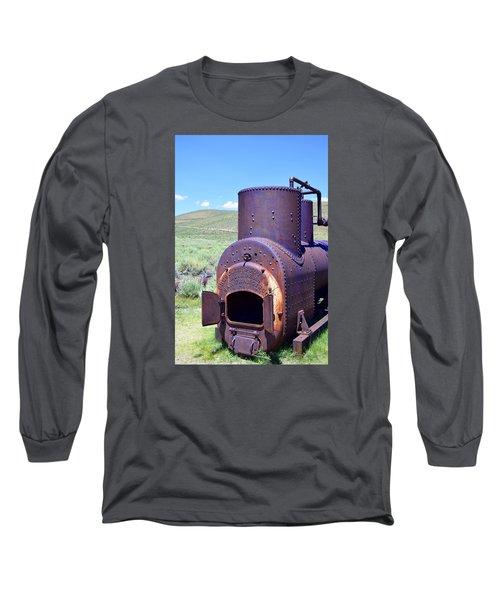Steam Generator Long Sleeve T-Shirt