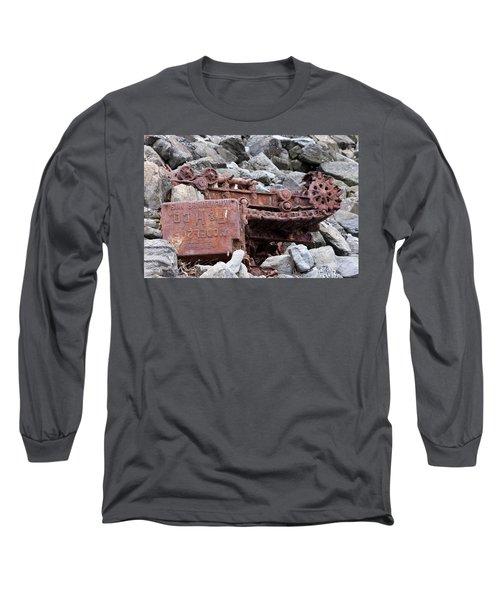 Steam Shovel Number One Long Sleeve T-Shirt