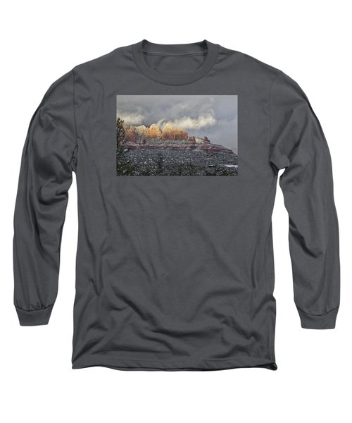 Long Sleeve T-Shirt featuring the photograph Steamboat by Tom Kelly