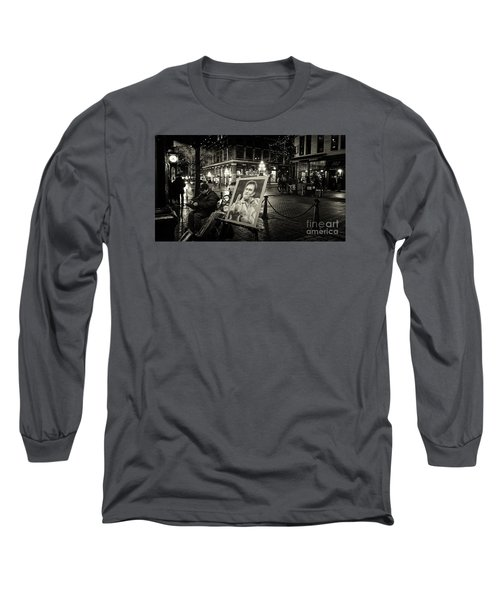 Steamin' Johnny Long Sleeve T-Shirt