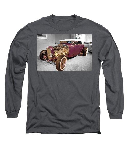 Steele Roadster Long Sleeve T-Shirt by John Schneider