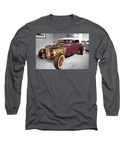 Steele Roadster Long Sleeve T-Shirt
