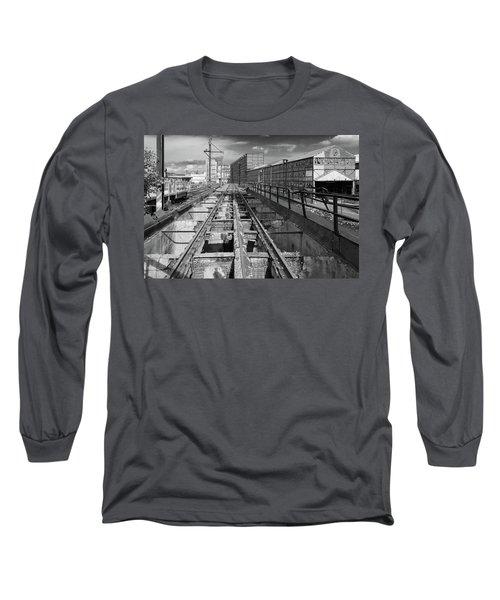 Steelyard Tracks 1 Long Sleeve T-Shirt