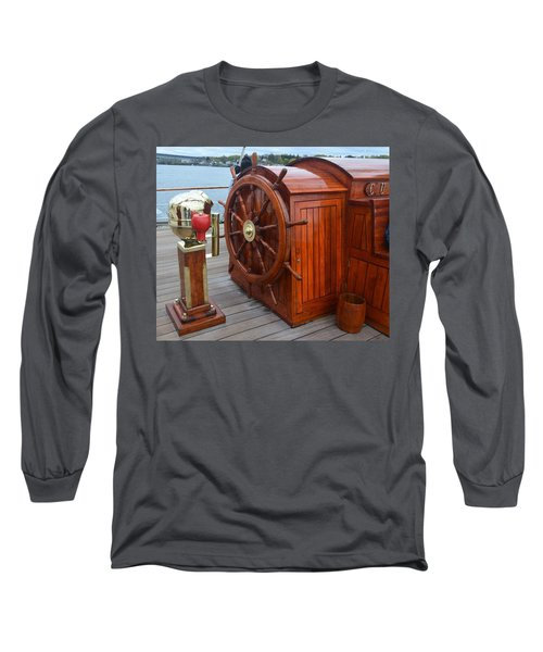 Steer This Long Sleeve T-Shirt