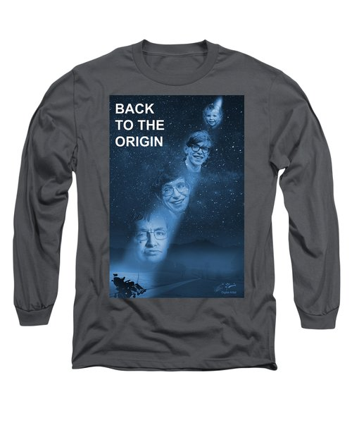 Stephen Long Sleeve T-Shirt