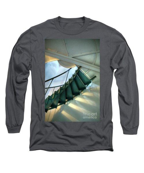Steps To Heaven Long Sleeve T-Shirt