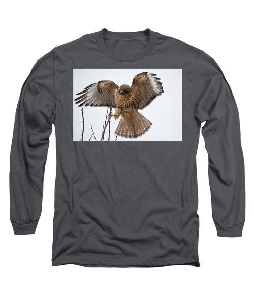 Stick The Landing Long Sleeve T-Shirt