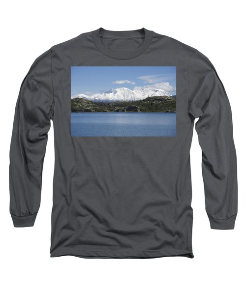Stikine Mountains 7 Long Sleeve T-Shirt