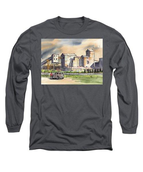 Still In Business Long Sleeve T-Shirt