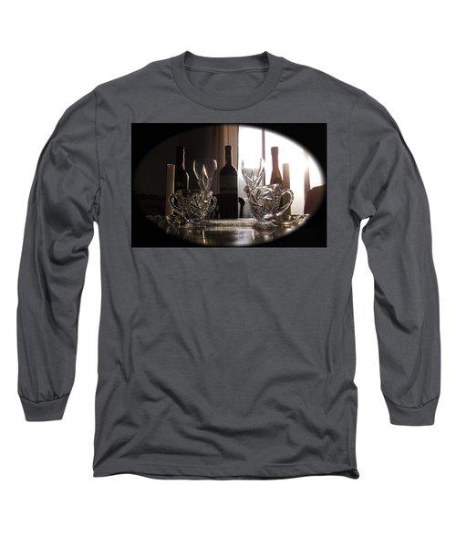 Still Life - The Crystal Elegance Experience Long Sleeve T-Shirt