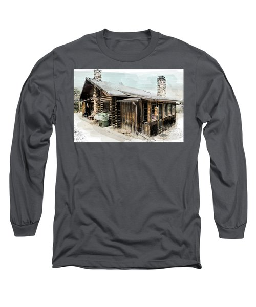 Still Livable Long Sleeve T-Shirt