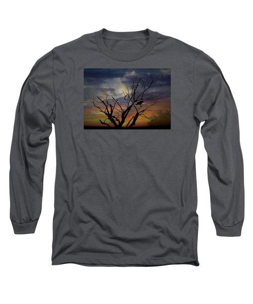 Still On My Mind Long Sleeve T-Shirt