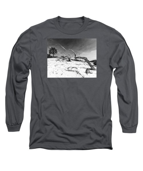 Still Reaching Long Sleeve T-Shirt by Alan Raasch