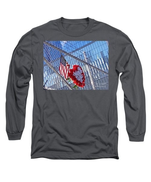 Long Sleeve T-Shirt featuring the photograph Still Remembered  by Sarah Loft