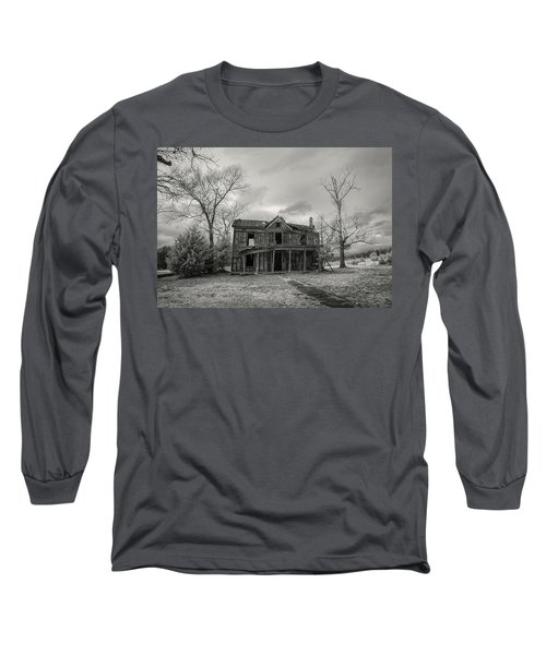 Still Standing Long Sleeve T-Shirt by Paul Seymour