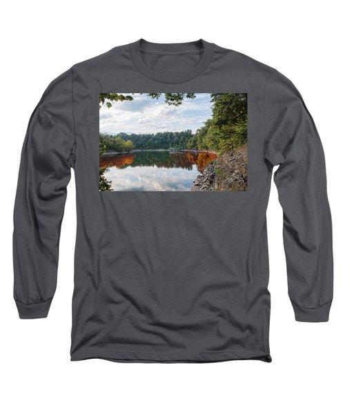 Still Waters Long Sleeve T-Shirt
