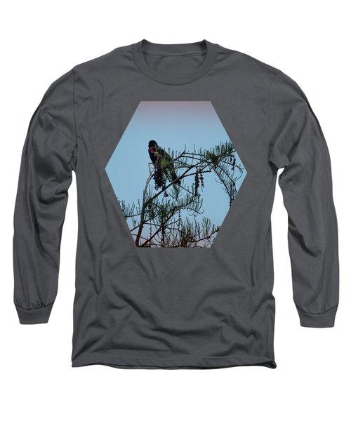 Stillness Long Sleeve T-Shirt by Jim Hill