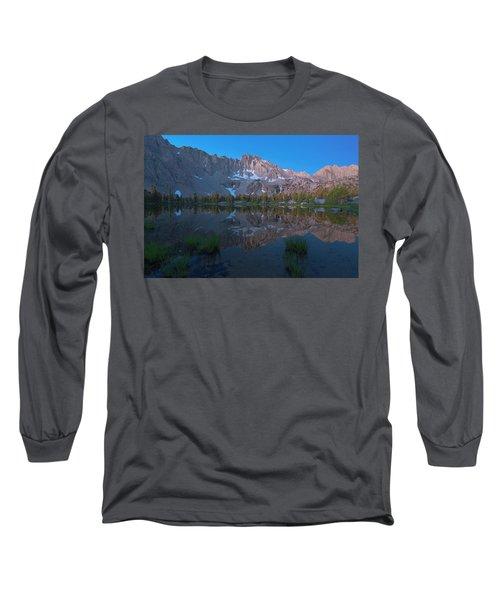 Stillness Speaks Long Sleeve T-Shirt