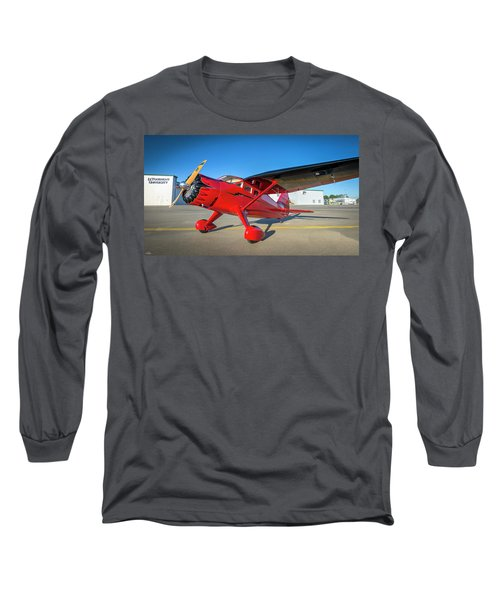 Stinson Reliant Rc Model 03 Long Sleeve T-Shirt