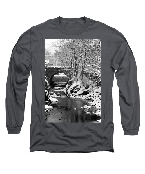 Stone-bridge Long Sleeve T-Shirt