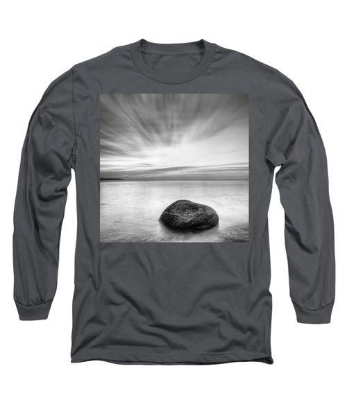 Stone In The Sea Long Sleeve T-Shirt