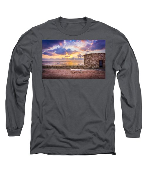 Stone Torre 1. Long Sleeve T-Shirt