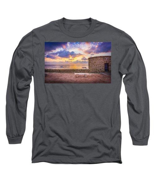 Stone Torre 1. Long Sleeve T-Shirt