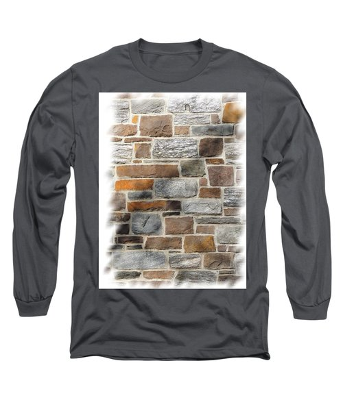 Stone Wall Long Sleeve T-Shirt