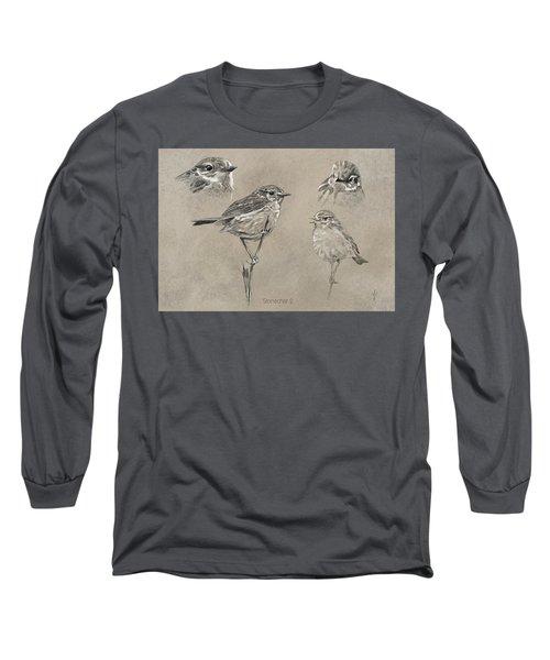 Stonechat Long Sleeve T-Shirt