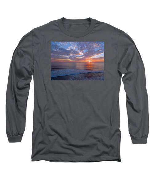 Long Sleeve T-Shirt featuring the photograph Stop And Think  by Everette McMahan jr