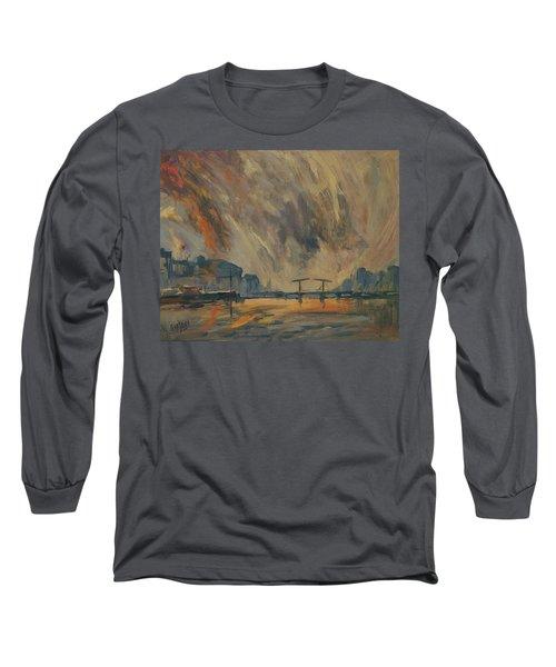 Storm 18012018 Amstel Amsterdam Long Sleeve T-Shirt