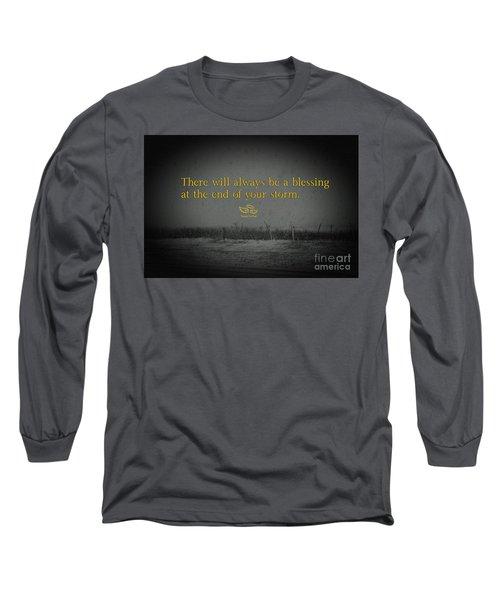 Storm Blessings Long Sleeve T-Shirt