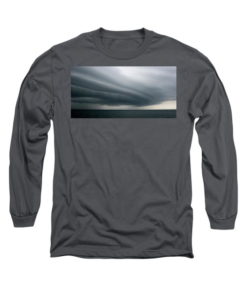 Storm Near Liberia Long Sleeve T-Shirt