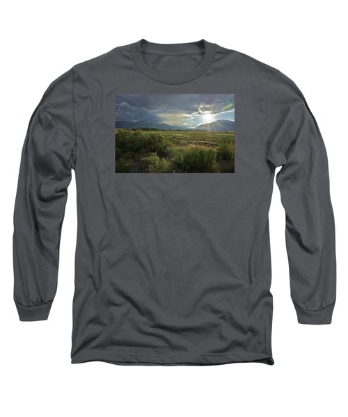 Storm Rays Long Sleeve T-Shirt by Matt Helm