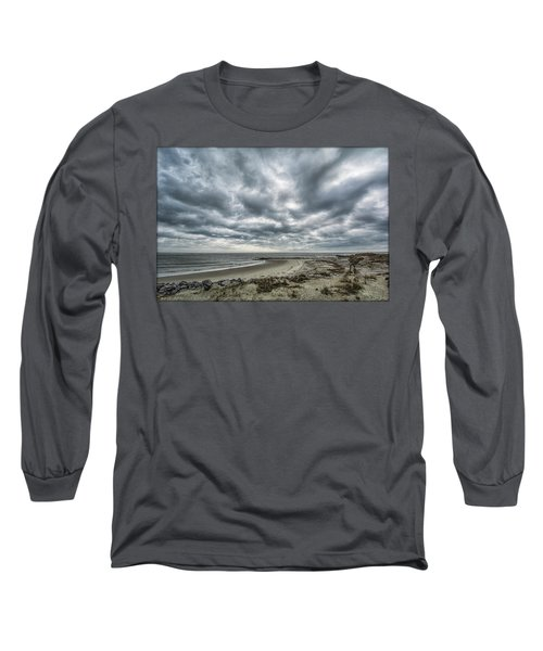 Storm Rolling In Long Sleeve T-Shirt