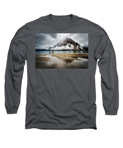 Storm Tracker Long Sleeve T-Shirt by Nicki Frates