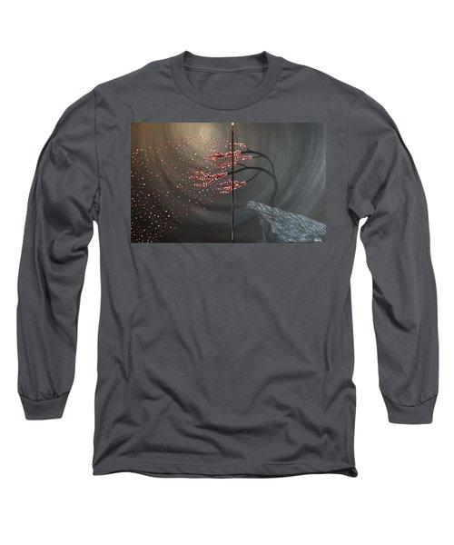 Storm Wind Long Sleeve T-Shirt