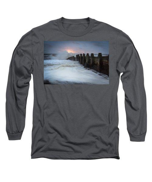 Stormy Morning Long Sleeve T-Shirt