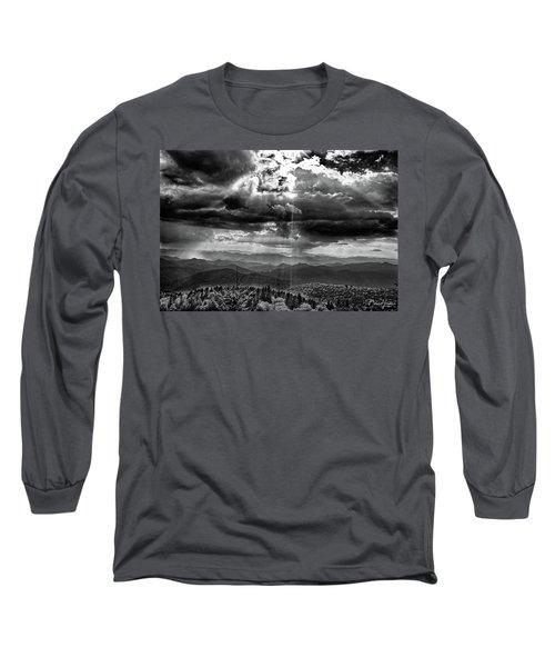 Stormy Sky Long Sleeve T-Shirt