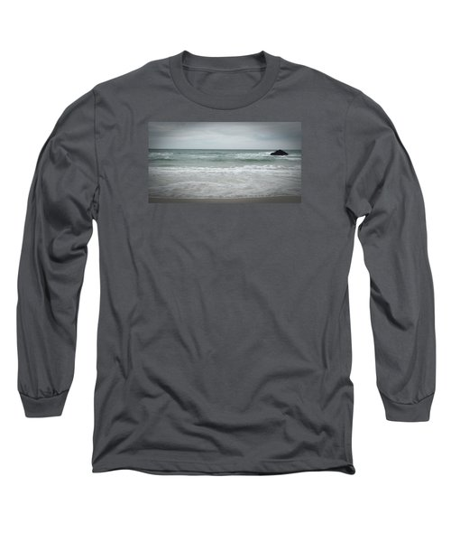 Stormy Sky Long Sleeve T-Shirt by Helen Northcott