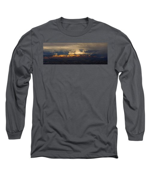 Stormy Skyscape Long Sleeve T-Shirt