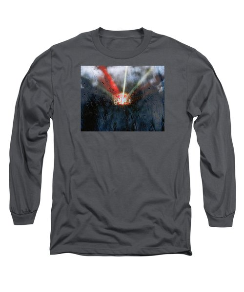 Stormy Weather Long Sleeve T-Shirt by Nick Kloepping
