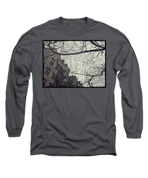 Stormy Weather Long Sleeve T-Shirt by Sarah Loft