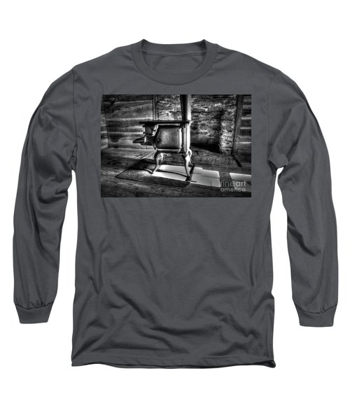 Stove Long Sleeve T-Shirt by Douglas Stucky