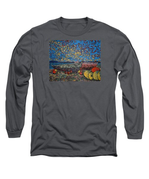 Stranded In St Andrews Nb Long Sleeve T-Shirt